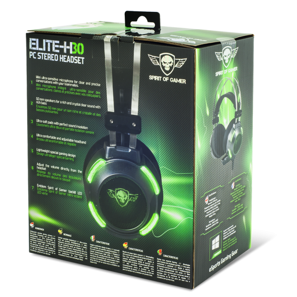 Casque ELITE-H30