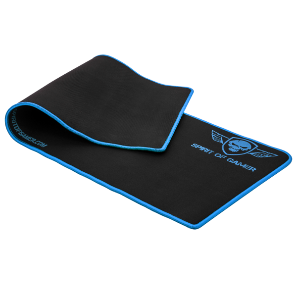 Gaming extended mouse pad s o g blue victory xxl - Grand tapis de souris gamer ...