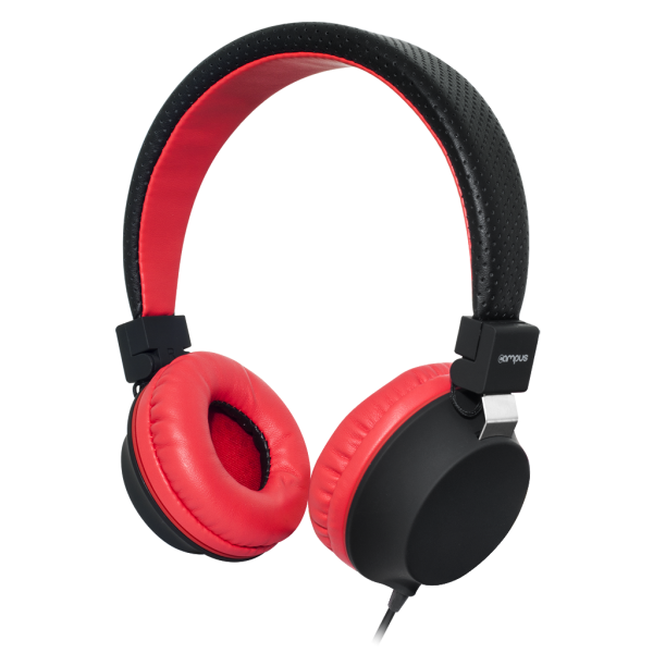 Casque BeColor Rouge
