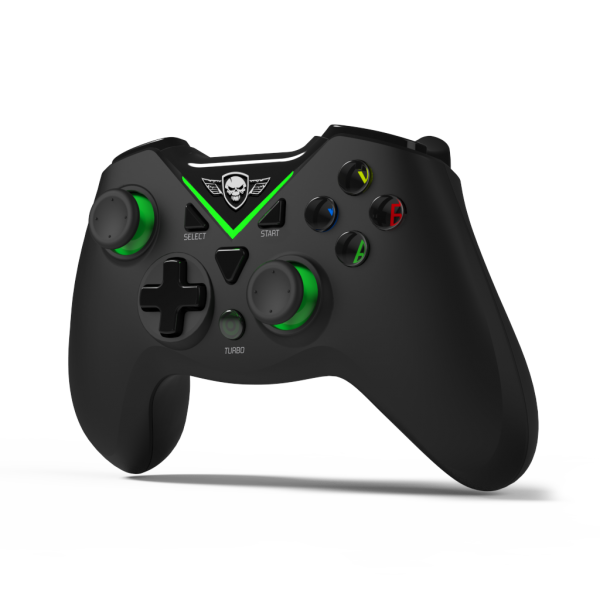 Manette Pro Gaming Xbox One Wired Gamepad