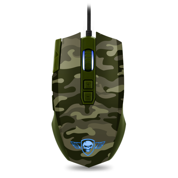 Souris Spirit Of Gamer Elite-M50 Army Edition