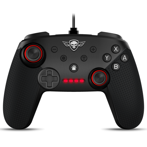 Manette Pro Gaming SWITCH Wired Controller